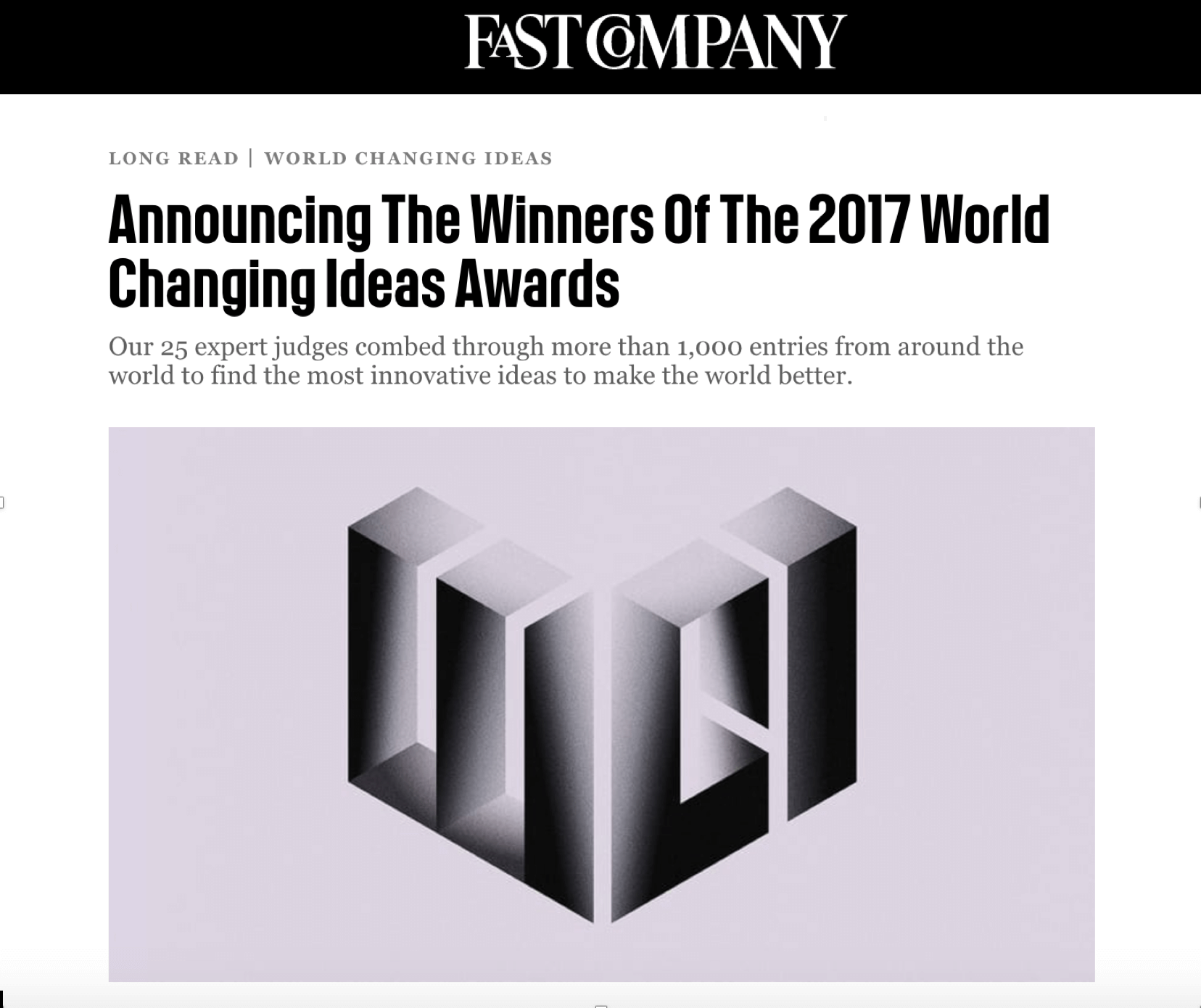 BACtrack® Skyn Named Finalist in Fast Company's World Changing Ideas Awards