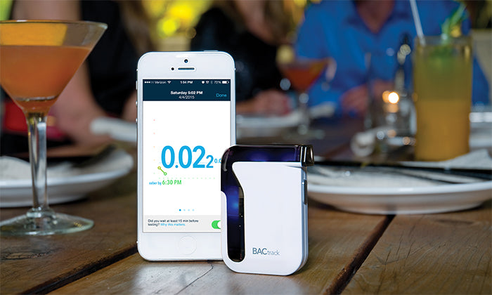 10 Ways to Get the Most from Your BACtrack Smartphone Breathalyzer