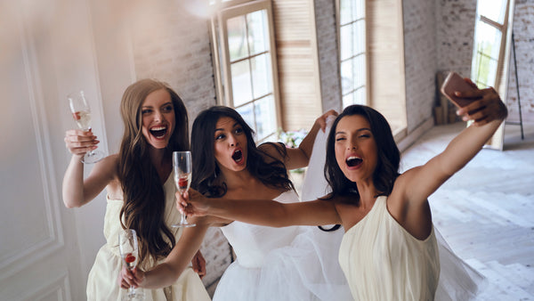 Boozy Bridesmaids: Unique Bridesmaid Gift Ideas for Wedding Parties that Drink