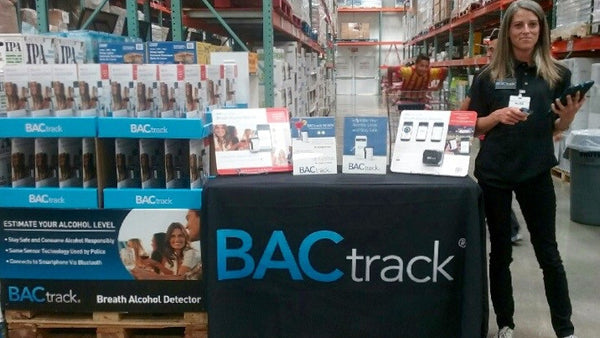 See BACtrack Mobile in Action at Costco Stores this Holiday Season [Full List]