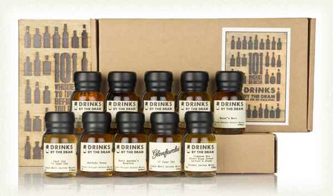 101 Whiskies to Try Before You Die Tasting Set