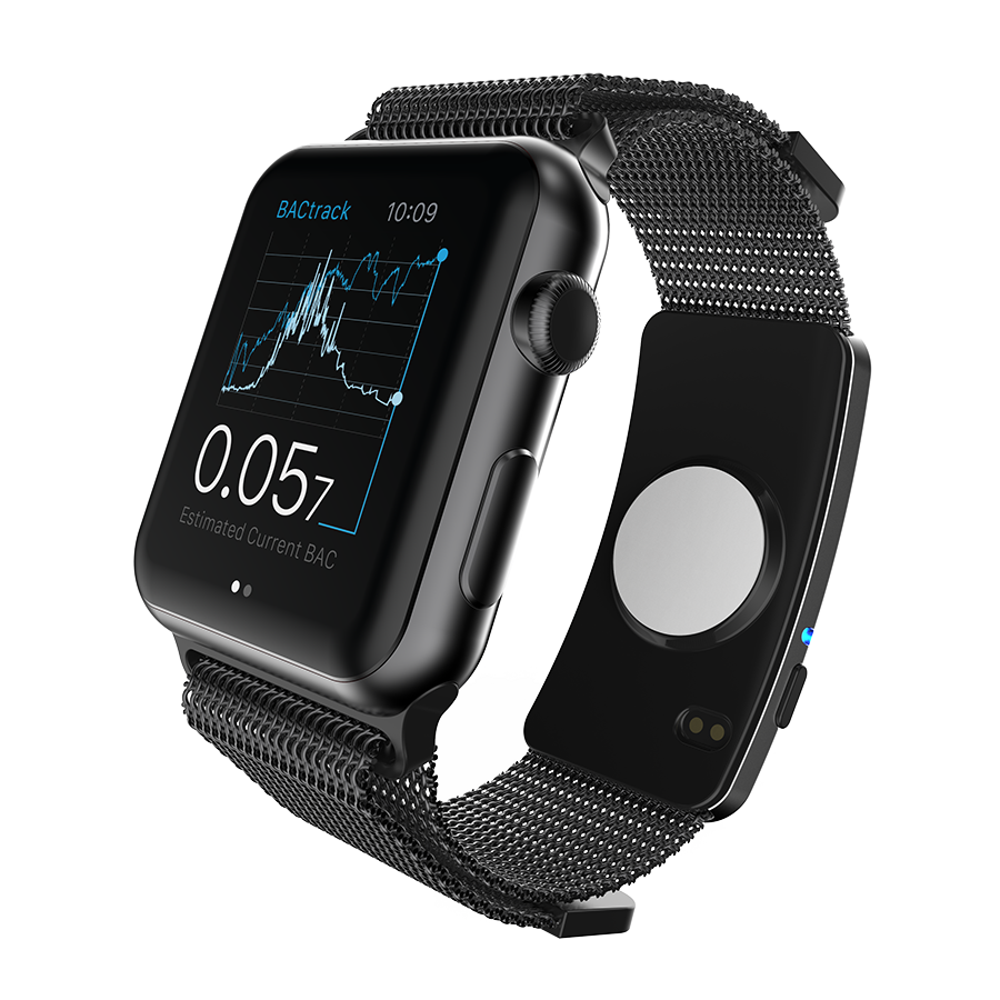 Bactrack skyn worlds 1st wearable alcohol tracker aloadofball Image collections