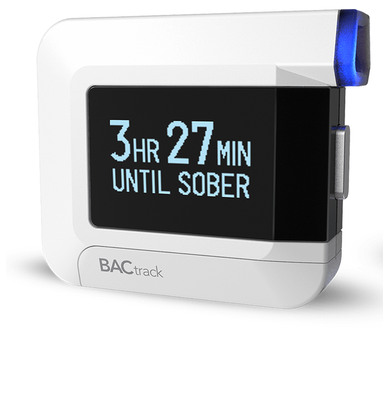 Bactrack The Leader In Breathalyzers