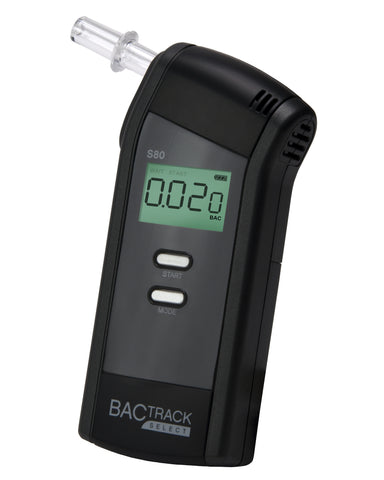 BACtrack S80 Pro Operating Instructions