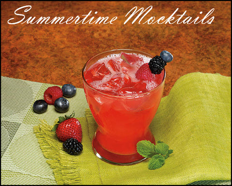 Summertime Mocktails