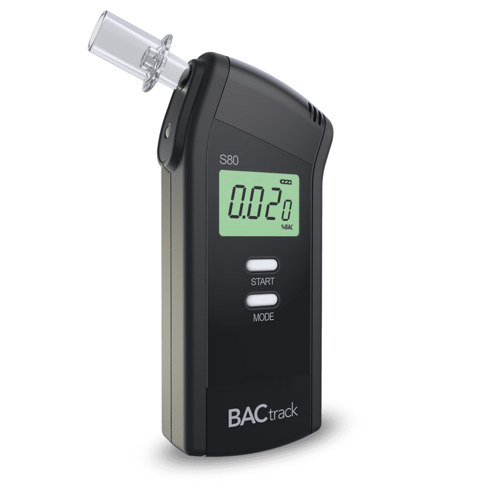 BacTrack S80 Pro Breathalyzer New in Box