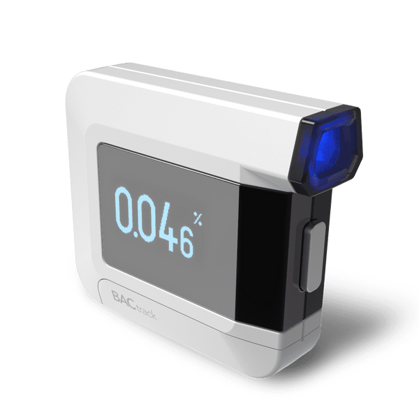 Optional Smartphone Bluetooth Connectivity to iPhone /& Android Devices BACtrack C8 Personal Breathalyzer 2019