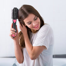 Load image into Gallery viewer, Multifunctional 2 in 1 Hair Dryer Volumizer Rotating Hot Hair Brush - Gurdeep Singh Cheema