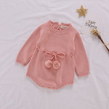 Load image into Gallery viewer, Baby Boys Clothes Spring Baby Girls Rompers Cotton Infant Newborn Baby Girl Clothes Long Sleeve Princess Baby Girl Romper - Gurdeep Singh Cheema