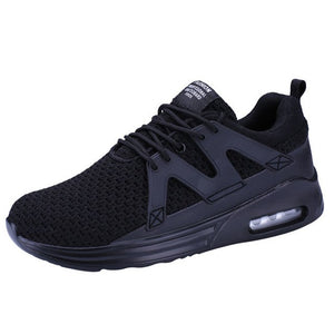 Men Running Shoes Outdoor Lace-up Man Sneakers Breathable Air Mesh Sport Shoes Running Shoes - Gurdeep Singh Cheema's Online Store India & abroad