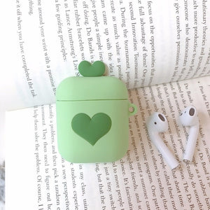 For Apple Airpod case cover Cartoon Wireless Bluetooth Earphone Silicone Charging Headphones Cases Protective - Gurdeep Singh Cheema