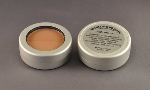 Bronzing Powder-(Soft Blush Tone)