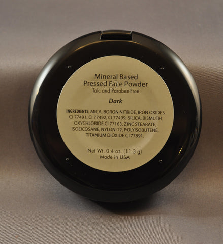 Mineral Based HD Pressed Face Powder