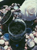 Hawaiian Black Lava Salt Scrub