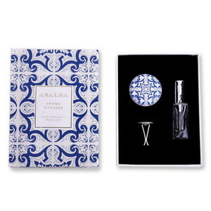 ASALEA Portuguese Tiles Duft Car Diffuser Packaging