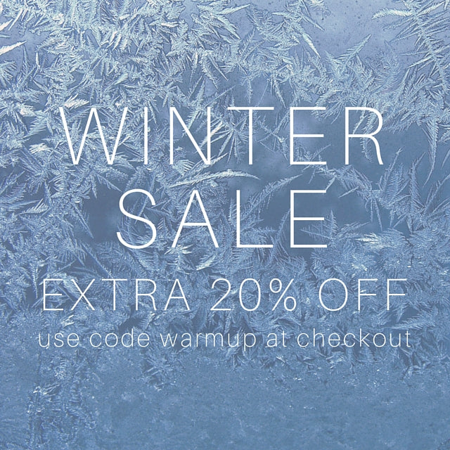 Winter Sale Extra 20 Off