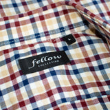 Checked Shirt L
