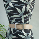 Leather Belt M/L