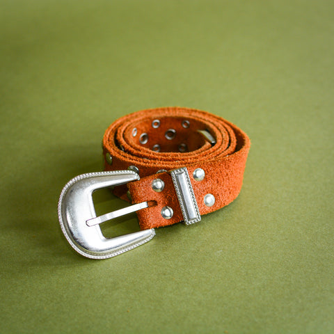 Leather Belt O/S