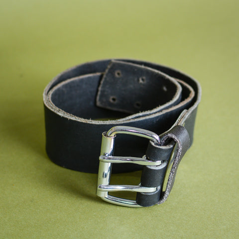 Leather Belt S/M