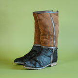 Leather Boots UK3