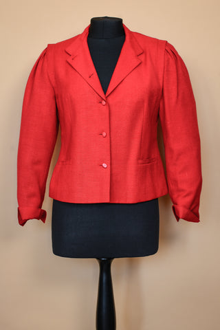 Tailored Jacket S