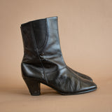 Leather Boots UK 4.5