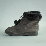 Leather Boots UK3.5