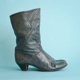 Leather Boots UK6