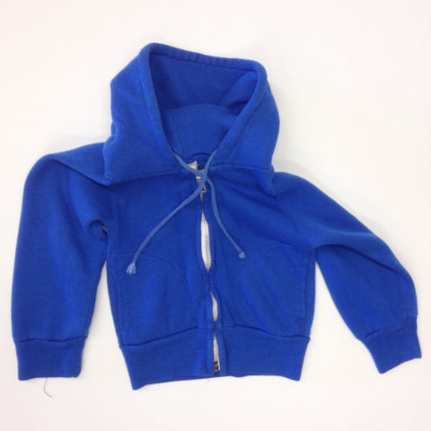 Dodger Blue Hooded Sweatshirt
