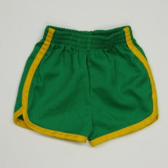 Green Athletic Shorts