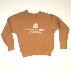 Carnegie-Mellon University sweatshirt