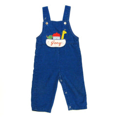Personalized overalls
