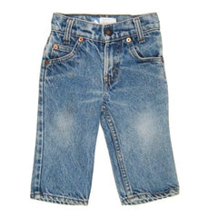 Levi's Faded Jeans
