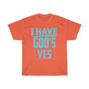 God's Yes T-Shirt