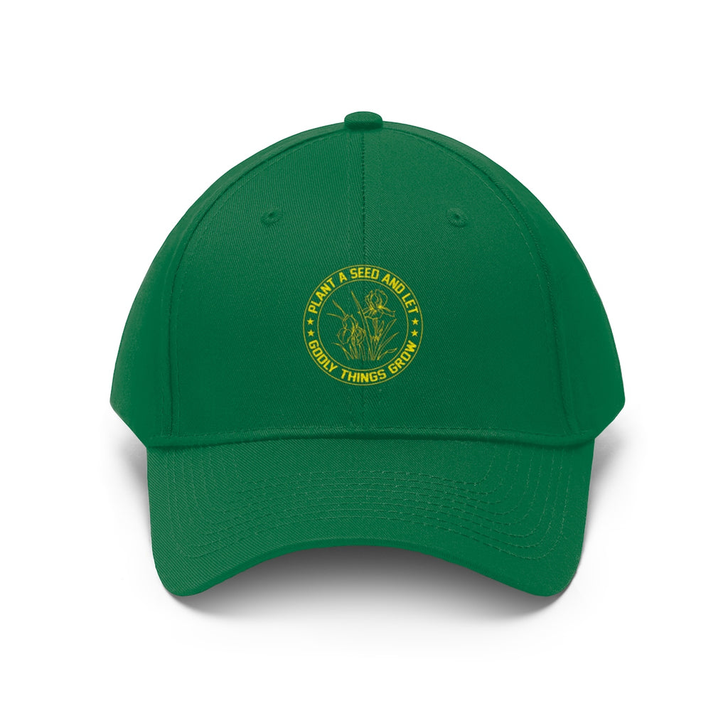 Plant A Seed Hat