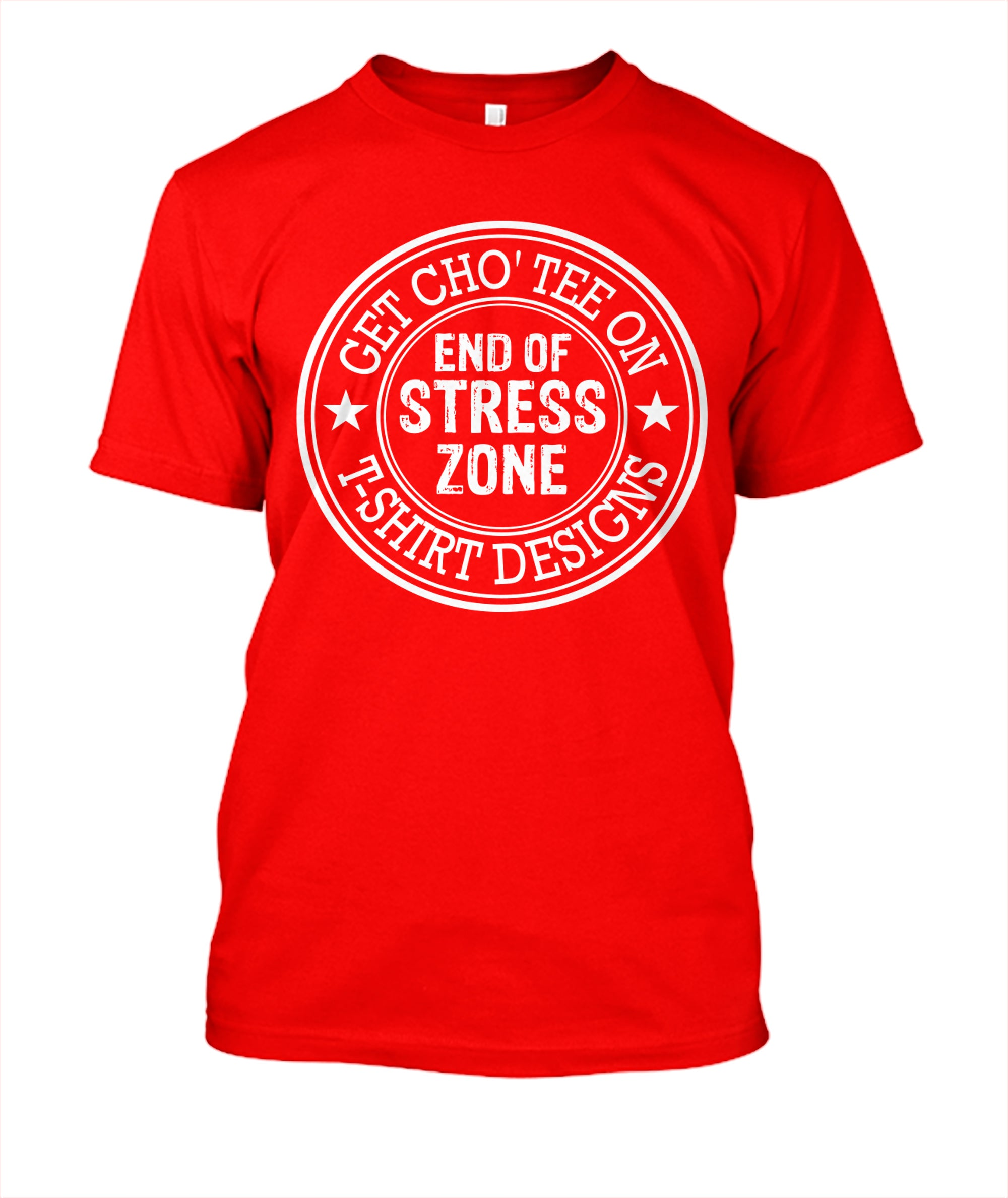 GCTO End Of Stress Zone T-Shirt