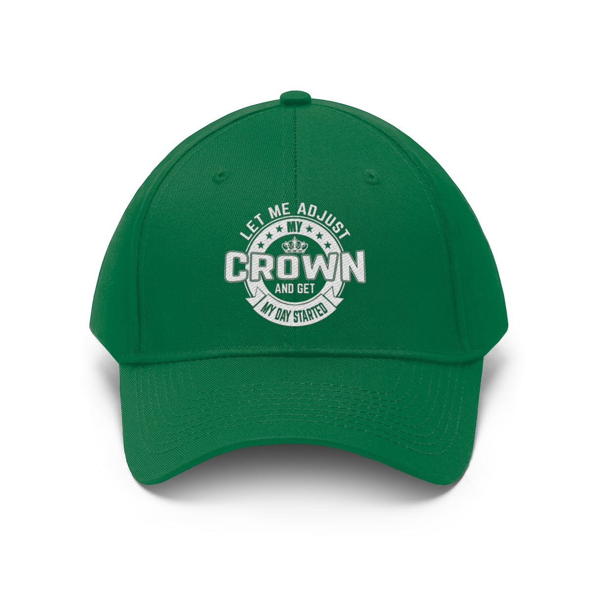 Adjust My Crown Hat