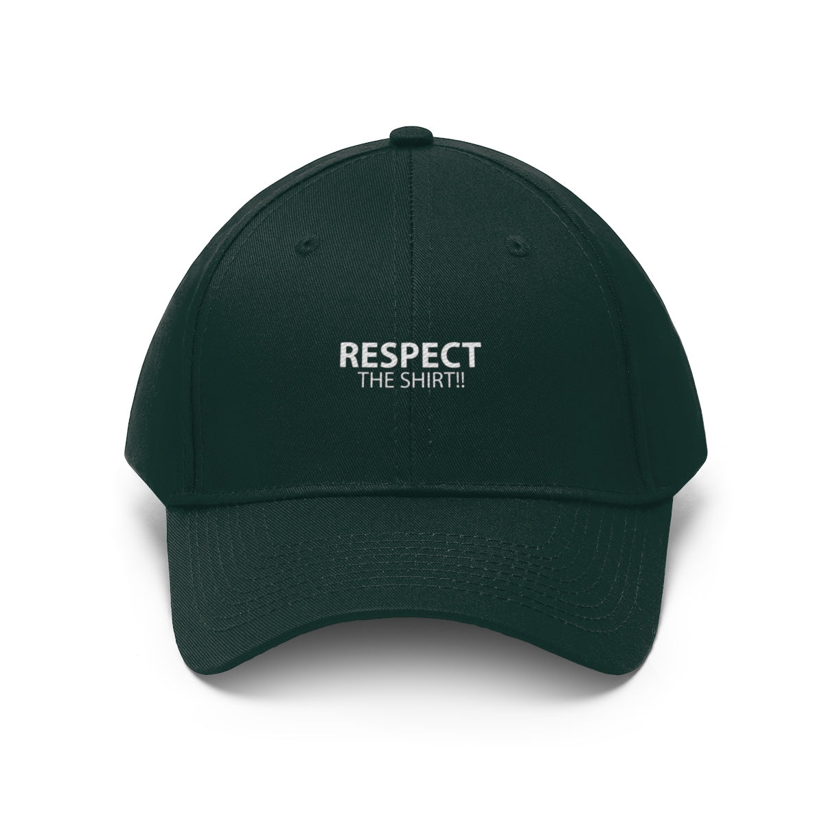 Respect The Shirt!! Hat