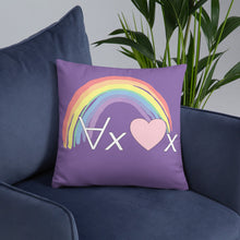 Load image into Gallery viewer, Love Everyone: Throw Pillow