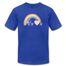 Load image into Gallery viewer, Love Everyone: Philosophy T-Shirt - royal blue