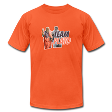 Load image into Gallery viewer, Team Plato: Philosophy T-Shirt - orange