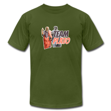 Load image into Gallery viewer, Team Plato: Philosophy T-Shirt - olive