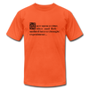 Alice and Bob Walk Into a Thought Experiment: T-Shirt
