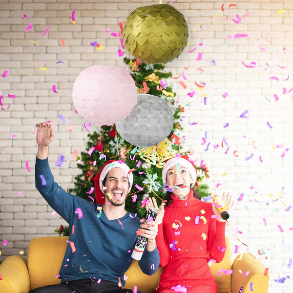 13 Easy DIY New Year's Eve Party Decorations