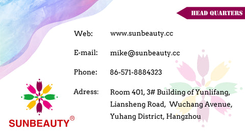 Sunbeauty Contact information