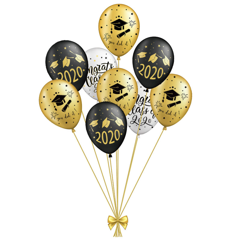 2020 Graduation Party Decorations Supplies Balloons - cnsunbeauty