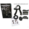 Hand Grip Strengthener Kit For Injury Recovery and Muscle Builder-FreeShipping
