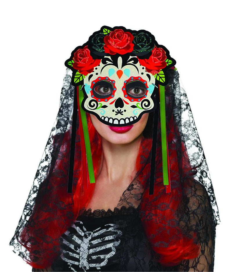 Day of The Dead Masks - Sunbeauty