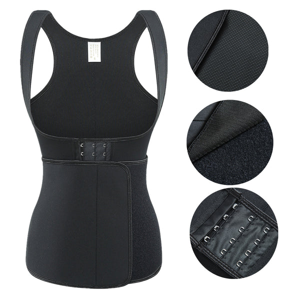 Sweat Vest Waist Trainer for Women-FreeShipping
